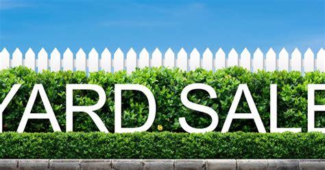 Garage Sales This Weekend Bloomingdale Yard Sale This Weekend At 1st Bryant Nw