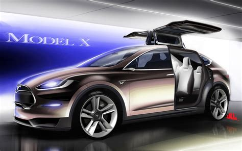 Tessler Auto by Tesla Model X Wallpaper Hd Car Wallpapers Id 3202
