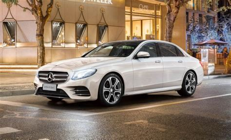 East Mercedes E Longated New Mercedes E Class Gets Lwb Version For