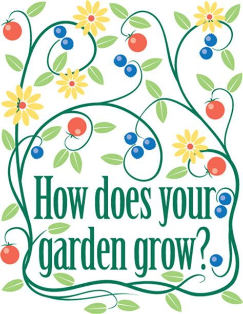 How Does Your Garden Grow by 2 Graphic Design 171 Kevin O Neill