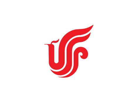 logo emblem china air symbol
