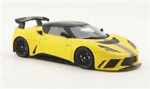 Lotus Evora Yellow Lotus Evora Gte Yellow Gray Carbon Lhd 2011 Spark Diecast