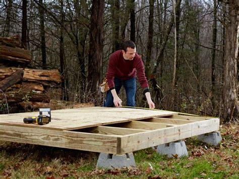 houseofaura how to build a 8x10 deck plans craig