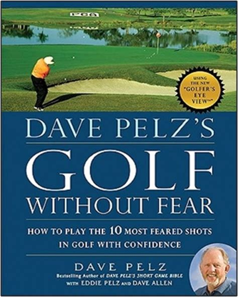 confessions of a golf pro books dave pelz golf book golfing without fear