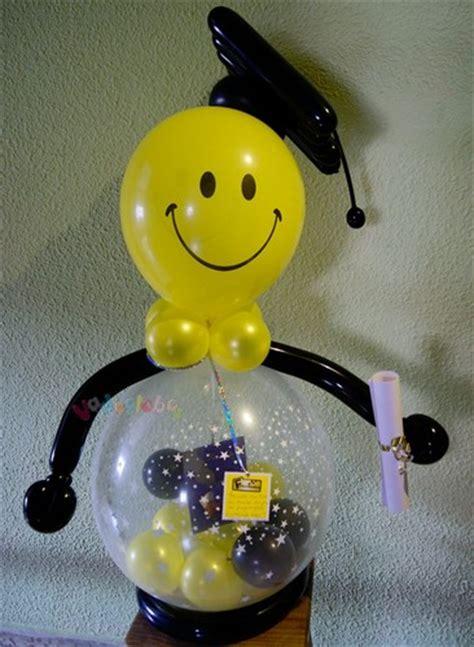 arreglos en bombas para grados regalos englobados y con globos decoraci 243 n con globos