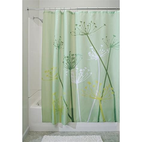 Shower Curtain Malaysia by Interdesign Thistle Fabric Shower Curtain 72 X 72 Inch