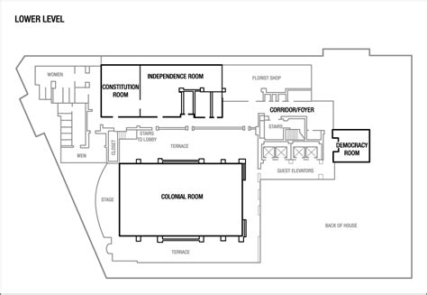 mayflower floor plan business meeting venue in washington at the the mayflower