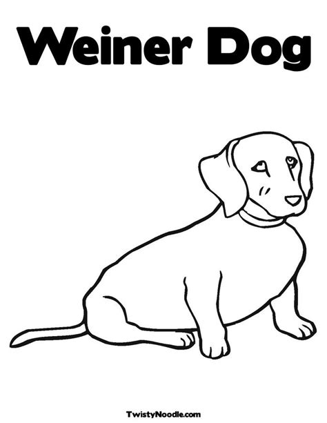 wiener dog coloring page blackberry storm2 9550 smartphone dinosaur coloring pages