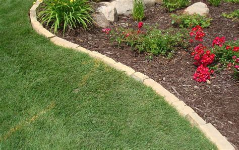 Garden Edge Ideas Lawn Edging Ideas To Keep Grass Out The Landscape Market