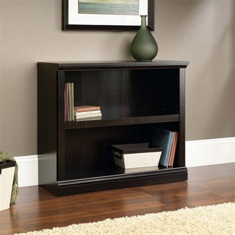 Sauder 2 Shelf Bookcase Sauder 2 Shelf Bookcase Colors Walmart