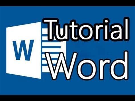tutorial excel dostin hurtado tutorial word 2013 como hacer buenos documentos