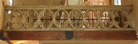 stone banister antique gothic stone banister stairs and banisters