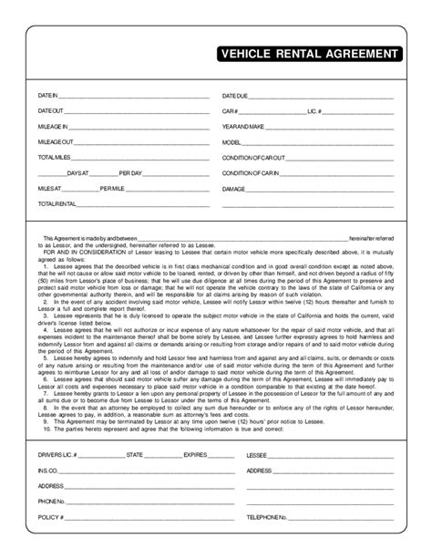 boarder agreement template 12 best images of border rental agreement landlord