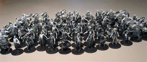 Zombicide Painted Models