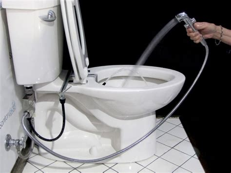 European Toilets That Spray Water Toilet With Bidet Is Premium Quality Enstructive