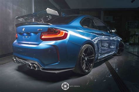 Bmw 3 Series 2019 Hong Kong by Mtc Design Gives This Bmw M2 A Racing Ready Look