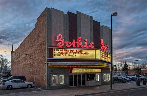 photo gallery  gothic theatre
