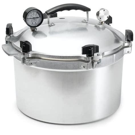 333 all american 15 1 2 quart pressure cooker canner cast aluminum 915 new ebay