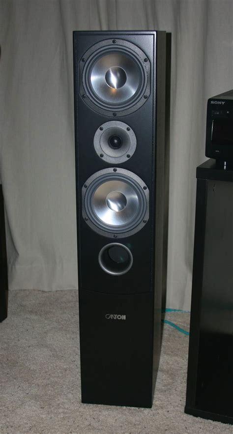 canton gle  speaker system hometheaterhificom