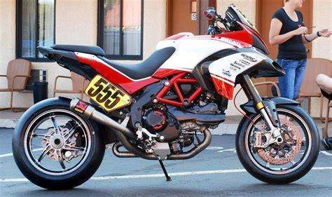 Motorrad Ducati Testastretta 11 by Ducati Multistrada Pike Peaks With Semi Active Suspension