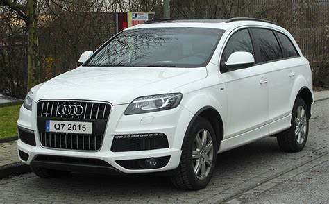 audi q7 supercharged new electronic supercharged audi q7