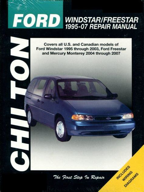chilton car manuals free download 1999 ford windstar parental controls ford manuals at books4cars com