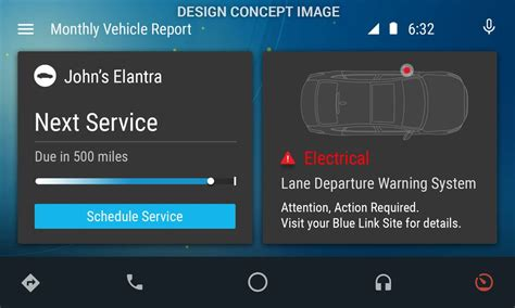android auto app hyundai will reportedly show a custom android auto app at i o android authority