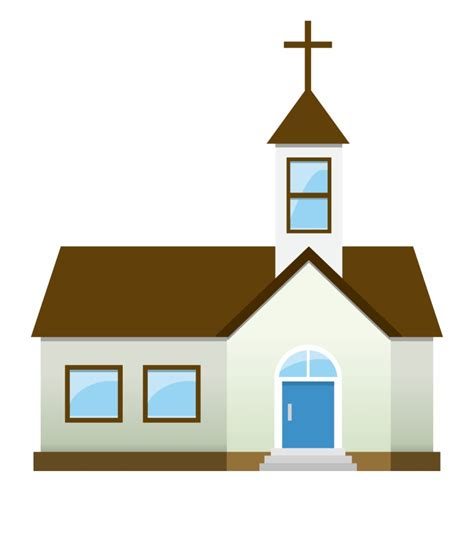 material vector architecture cartoon church png