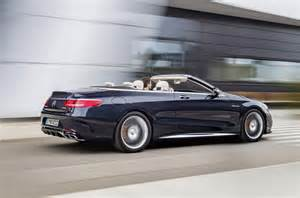 2016 mercedes amg s65 cabriolet revealed autocar