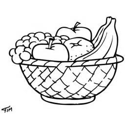 fruit coloring pages getcoloringpages