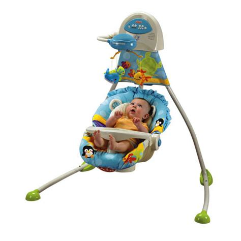 baby swing images com fisher price precious planet open top cradle