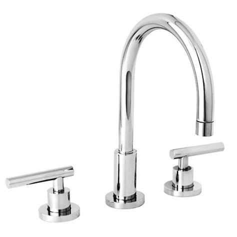 Parts Of A Kitchen Faucet east linear widespread lavatory faucet 990l