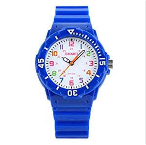 montres 224 quartz tendance 233 tanches pour enfants gar 231 ons filles 233 tudiants couleur du bracelet