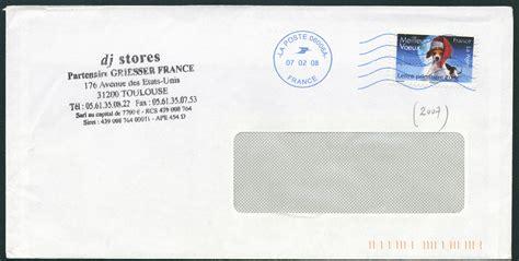 lettere posta oblit 233 ration m 233 canique provenant des machines neopost avec