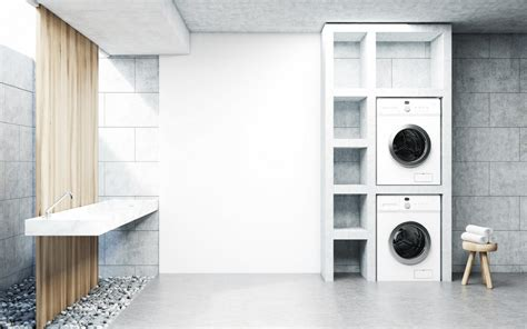 come arredare la lavanderia come arredare una lavanderia in casa oknoplast