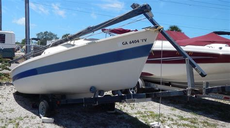 boat trailer used for sale florida 1980 o day 19 sailboat trailer florida used o day