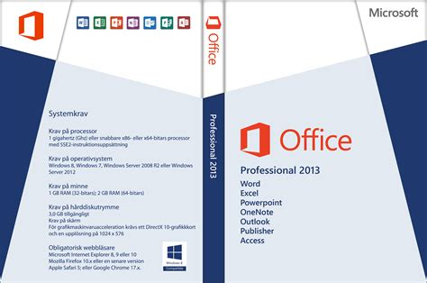 Office Pro 2013 by Covers Box Sk Microsoft Office Professional 2013