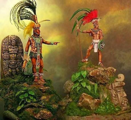 imagenes de jaguares mayas guerreros mayas incas y aztecas paperblog