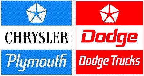 chrysler jeep logo 1970s chrysler plymouth and dodge logos car logos