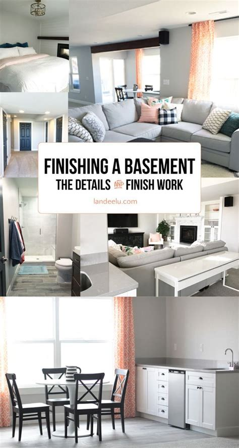guide to finishing a basement 38 best images about remodel inspiration on