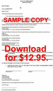 Remodeling Software Free michigan individual lien notices in microsoft word format