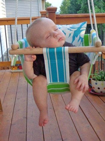 how to fix baby swing one sassy housewife diy hammock type baby swing with