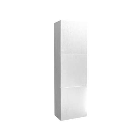white linen cabinets for bathroom fresca white bathroom linen side cabinet w 3 large storage areas burroughs