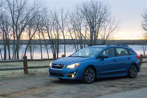 2016 subaru impreza hatchback interior 2015 subaru impreza overview cargurus