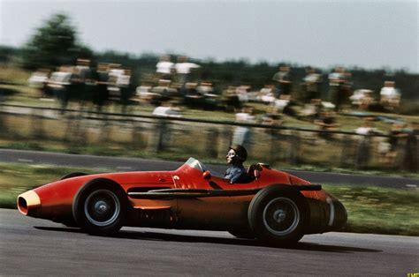 Maserati F1 by Juan Manuel Fangio Maserati 250f 1954 F1 Racing In The