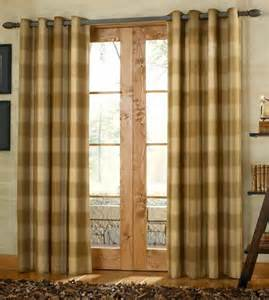 Plaid Drapery Panels Window Treatments Amp Decor Advice Pics