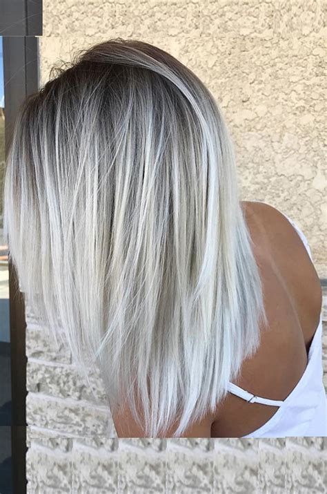 silver hair color ideas 50 best silver hair color ideas to get inspired in 2017