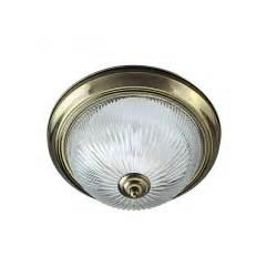 searchlight 4370 flush 2 light antique brass flush