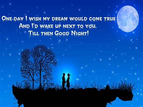 good night message for someone special for him quotes for him quotesgram