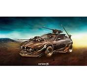 Mad Max Fury Road – The UK Car Version  Carwow